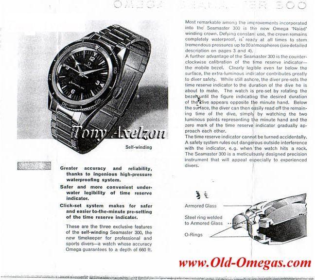 Omega Seamaster 300 Master Coaxial - Page 2 Sea