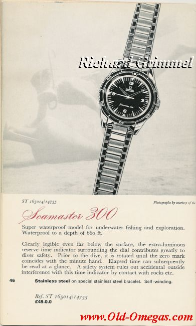 Omega Seamaster 300 Master Coaxial - Page 2 P46