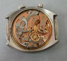 Omega 920 movement