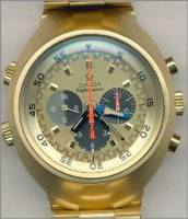 Gold flightmaster BA345.0801