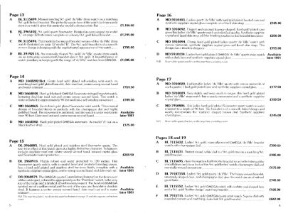 Price list pages 6 & 7