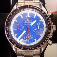 Blue Cart Speedmaster