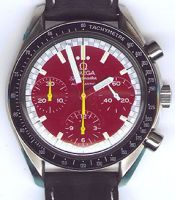 Schumacher Red Dial