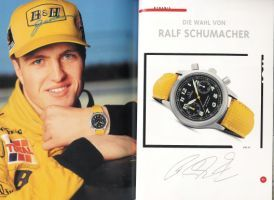 Ralf Schumachers Choice