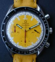 Schumacher Yellow Dial